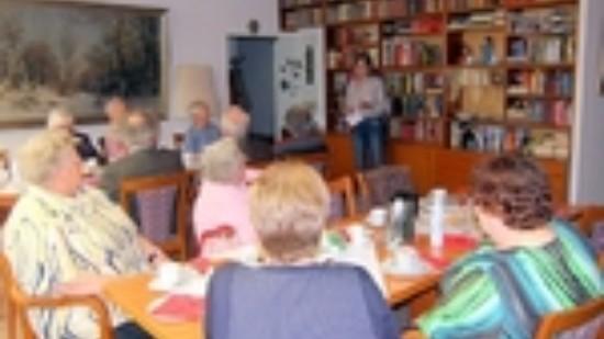 Seniorenkaffee 2011